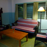 Accra Guest House Living Room