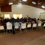 Tamale Guest House Conference Hall